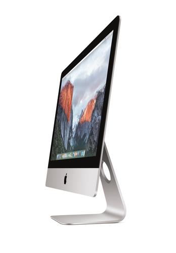 """Apple iMac 21.5"""" Retina 4K (Silber)"""
