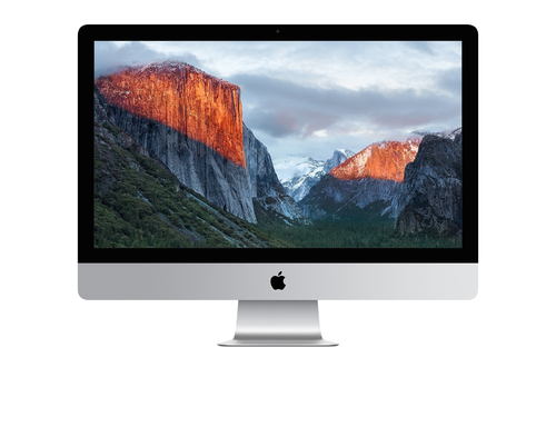 "Apple iMac 4GHz 27"" 5120 x 2880Pixel (Silber)"