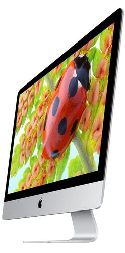 Apple iMac 27Zoll 5120 x 2880Pixel Silber (Silber)