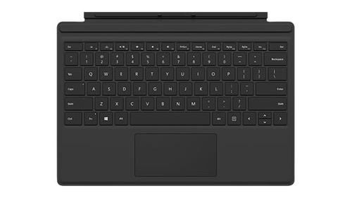 Microsoft Type Cover (Schwarz)