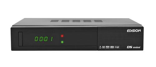 Edision OS MINI DVB-S2 Kabel, Satellit Full-HD Schwarz TV Set-Top-Box (Schwarz)