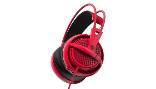 steelseries sideria 200 rot in l beck kaufen headsets. Black Bedroom Furniture Sets. Home Design Ideas