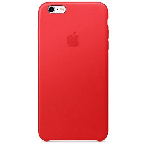 Apple MKXG2ZM/A Handy-Schutzhülle (Rot)
