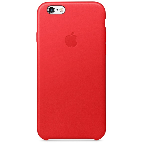 Apple MKXX2ZM/A Handy-Schutzhülle (Rot)