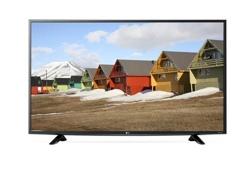 "LG 43UF6409 43"" 4K Ultra HD Smart-TV WLAN Schwarz LED TV (Schwarz)"