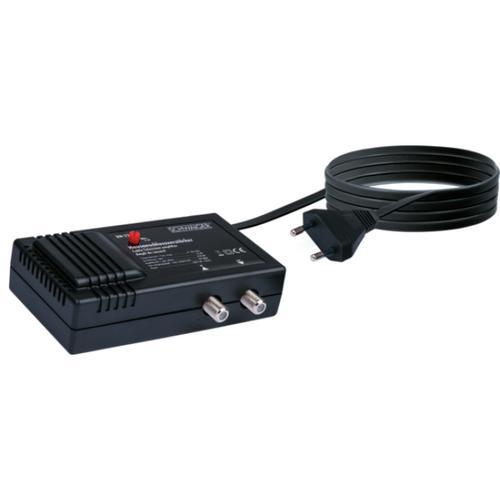 Schwaiger BN2212 531 TV-Signalverstärker 47 - 862 MHz (Schwarz)