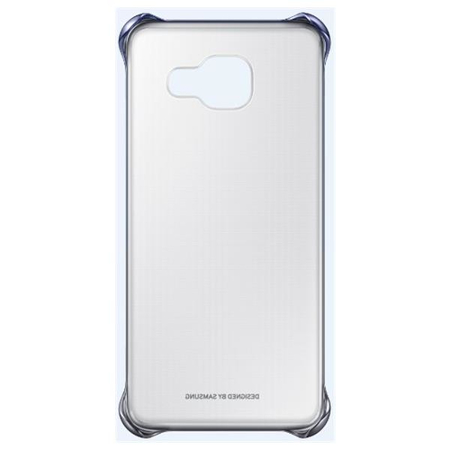 Samsung EF-QA310CBEGWW Handy-Schutzhülle (Blau, Durchscheinend)
