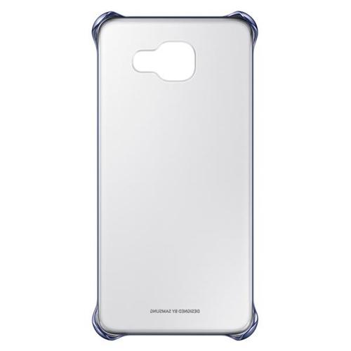 Samsung EF-QA510CBEGWW Handy-Schutzhülle (Blau, Durchscheinend)