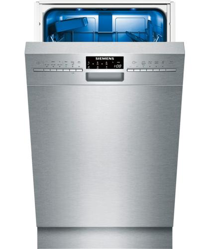 Siemens SR46T557EU Integrierbar 9Stellen A++ Edelstahl Spülmaschine (Edelstahl)