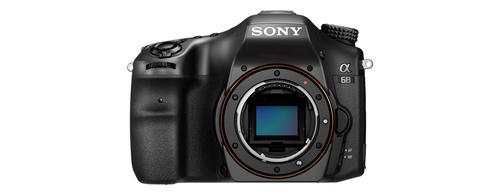 Sony α α68 Body (Schwarz)