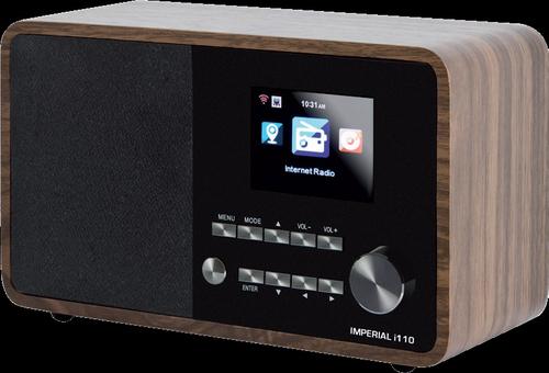 Telestar Imperial i110 Internet Digital Holz Radio (Holz)