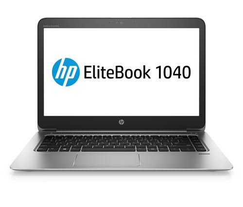 HP EliteBook 1040 G3 Notebook-PC (Silber)