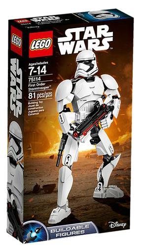 LEGO Star Wars First Order Stormtrooper (Mehrfarbig)