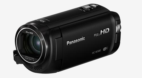 Panasonic HC-W580EG-K Full HD Digitale Videokamera (Schwarz)