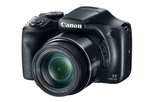 Canon PowerShot SX540 HS (Schwarz)