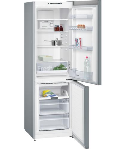Siemens KG36NNL30 Kombi-Kühlschrank (Edelstahl)