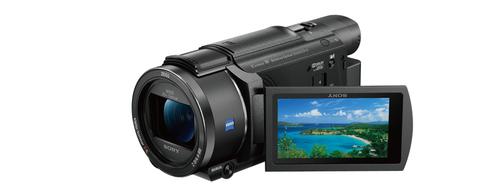 Sony FDR-AX53 4K Ultra HD (Schwarz)