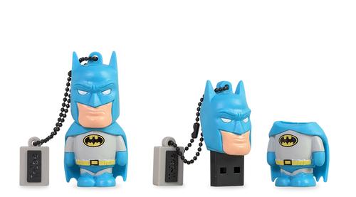 Tribe 16GB DC comics Batman 16GB USB 2.0 Multi USB-Stick (Mehrfarbig)