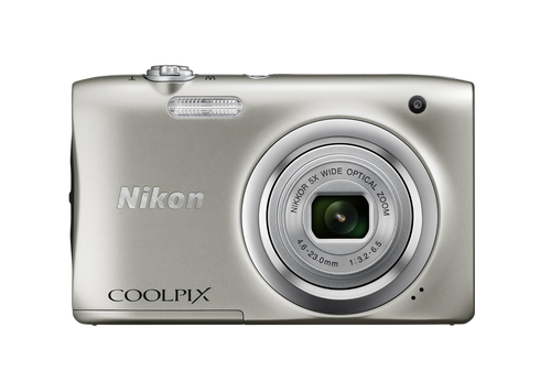 Nikon COOLPIX A100 (Silber)