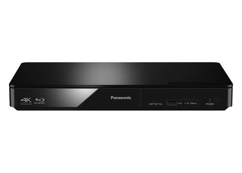 Panasonic DMP-BDT184EG Blu-Ray-Player (Schwarz)