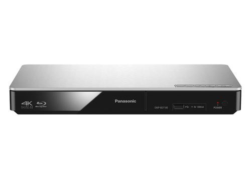 Panasonic DMP-BDT185EG Blu-Ray-Player (Schwarz)