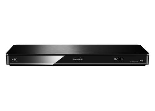 Panasonic DMP-BDT384EG Blu-Ray-Player 3D Schwarz Blu-Ray-Player (Schwarz)