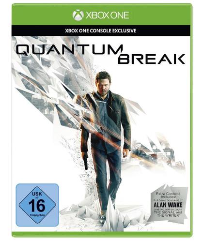 Microsoft Quantum Break, Xbox One