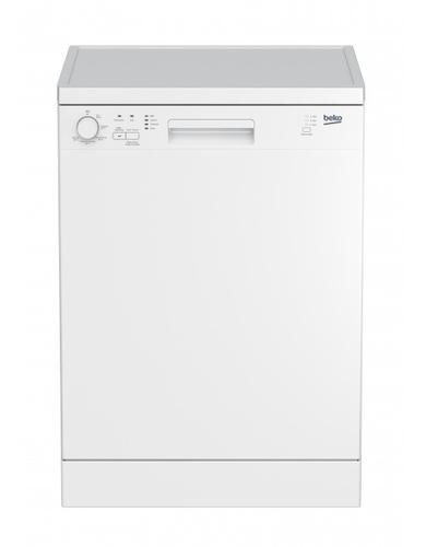 Beko DFN05L10W Freistehend 12Stellen Weiß Spülmaschine (Weiß)