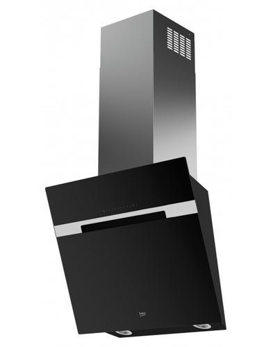 Beko HCA62844BH Wand-montiert 823m³/h A Dunstabzugshaube (Schwarz)