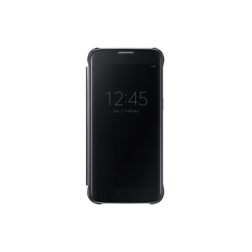 """Samsung EF-ZG930C 5.1"""" Flip Schwarz (Schwarz)"""
