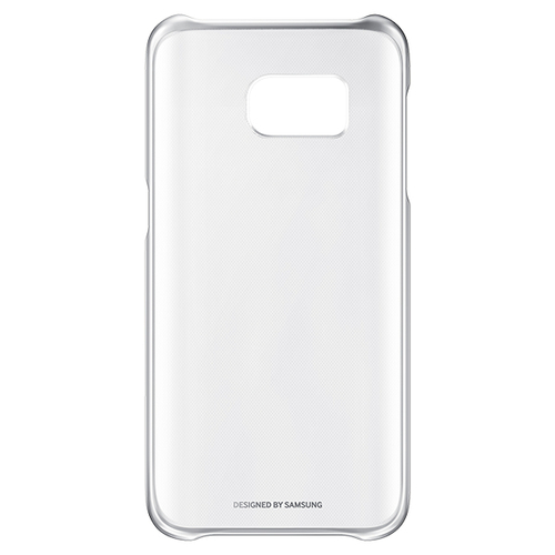 "Samsung Clear Cover 5.1"" Abdeckung Silber (Silber)"
