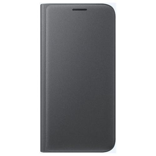 """Samsung FLIP Wallet 5.1"""" Folio Schwarz (Schwarz)"""