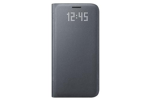 """Samsung LED Cover 5.1"""" Flip Schwarz (Schwarz)"""