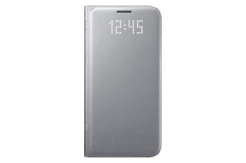 """Samsung LED Cover 5.1"""" Flip Silber (Silber)"""