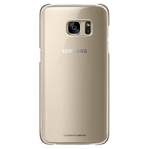 "Samsung EF-QG935C 5.5"" Abdeckung Gold (Gold)"