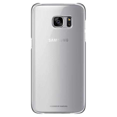 """Samsung EF-QG935C 5.5"""" Abdeckung Silber (Silber)"""