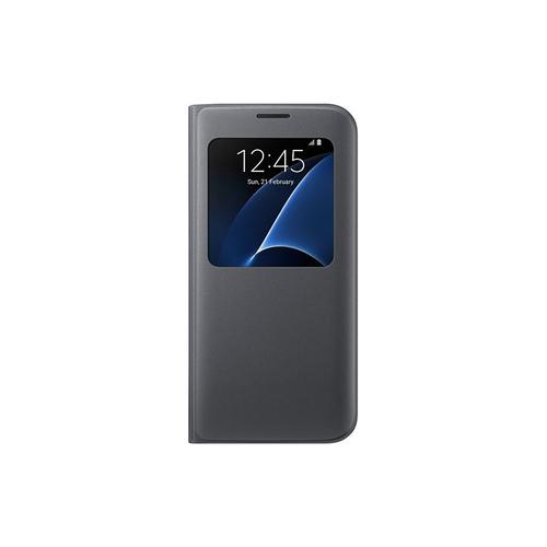 """Samsung EF-CG935P 5.5"""" Flip Schwarz (Schwarz)"""