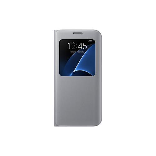 "Samsung EF-CG935P 5.5"" Flip Silber (Silber)"