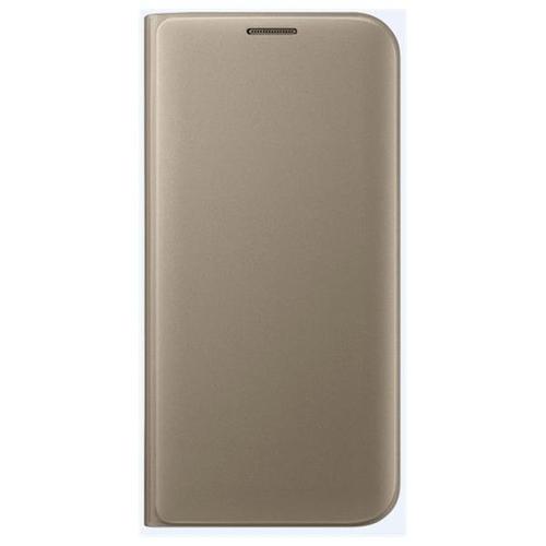 """Samsung FLIP Wallet 5.5"""" Folio Gold (Gold)"""