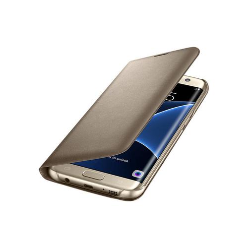 """Samsung EF-NG935P 5.5"""" Flip Gold (Gold)"""