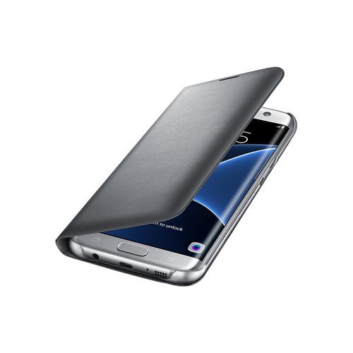 "Samsung EF-NG935P 5.5"" Flip Silber (Silber)"