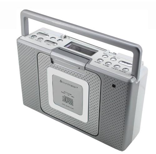 Soundmaster BCD 480 (Silber)