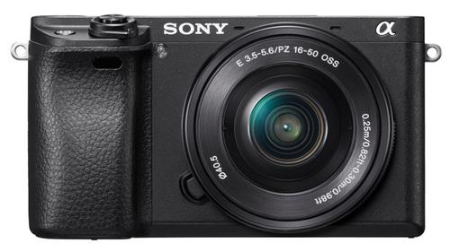 Sony α ILCE-6300L (Schwarz)