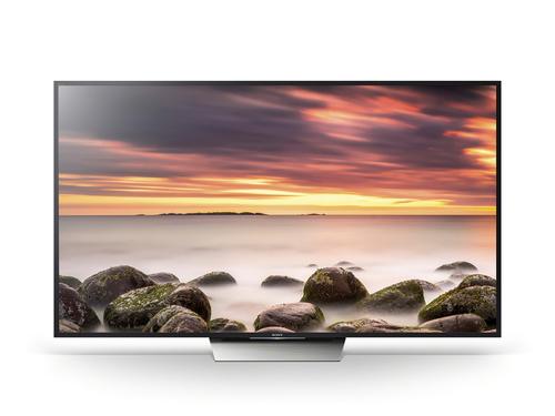 Sony KD85XD8505 85Zoll 4K Ultra HD Smart-TV WLAN Schwarz (Schwarz)