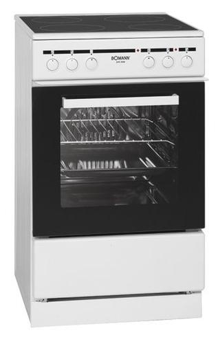 Bomann EHC 3553 Freistehend 49l Weiß (Weiß)