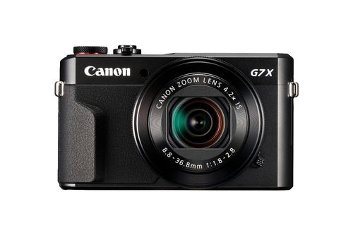 "Canon PowerShot G7X Mark II 20.1MP 1"" CMOS 5472 x 3648Pixel Schwarz (Schwarz)"