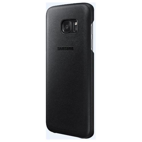 Samsung EF-VG935LDEGWW Abdeckung Schwarz Handy-Schutzhülle (Schwarz)