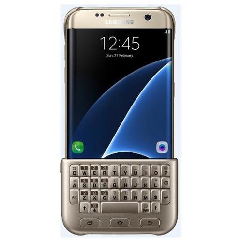 Samsung EJ-CG935UFEGDE Tastatur für Mobilgeräte (Gold)