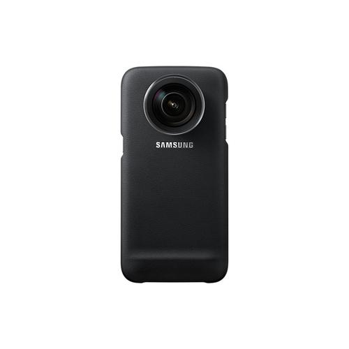 Samsung ET-CG935DBEGWW Abdeckung Schwarz Handy-Schutzhülle (Schwarz)