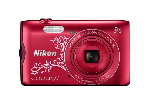 "Nikon COOLPIX A300 20.1MP 1/2.3"" CCD 5152 x 3864Pixel Rot (Rot)"
